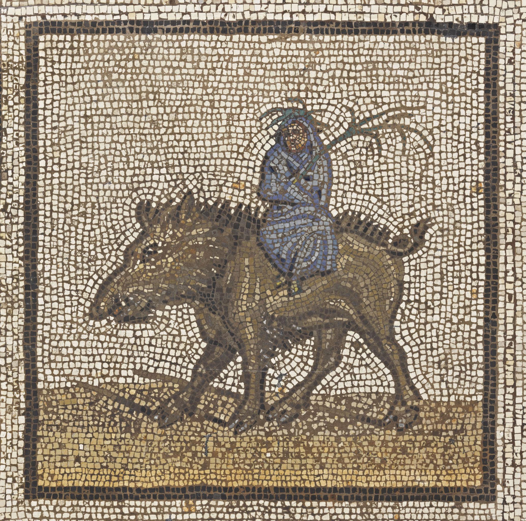 Nos ateliers d 39 expression artistique mus e arch ologie - Piscine st romain en gal ...