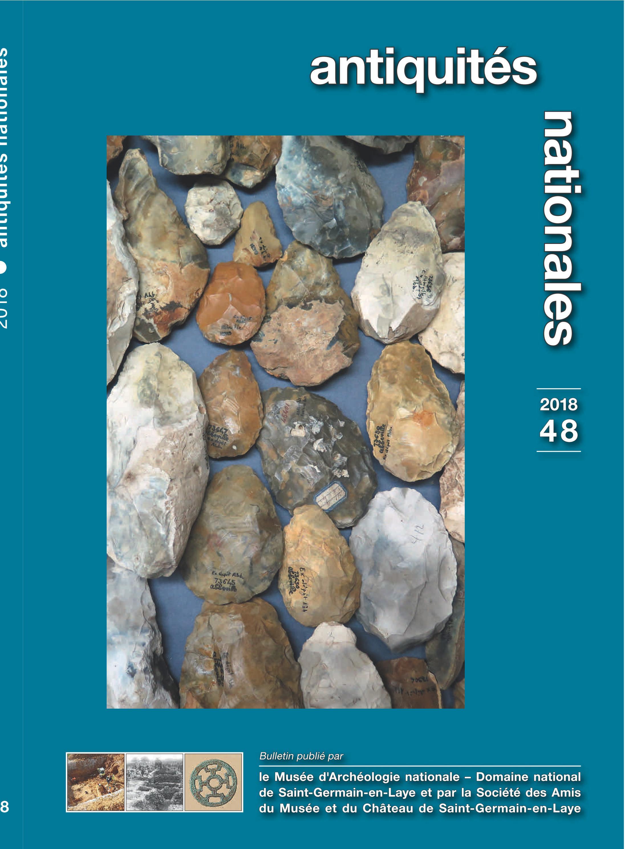 Revue Antiquités Nationales n°48