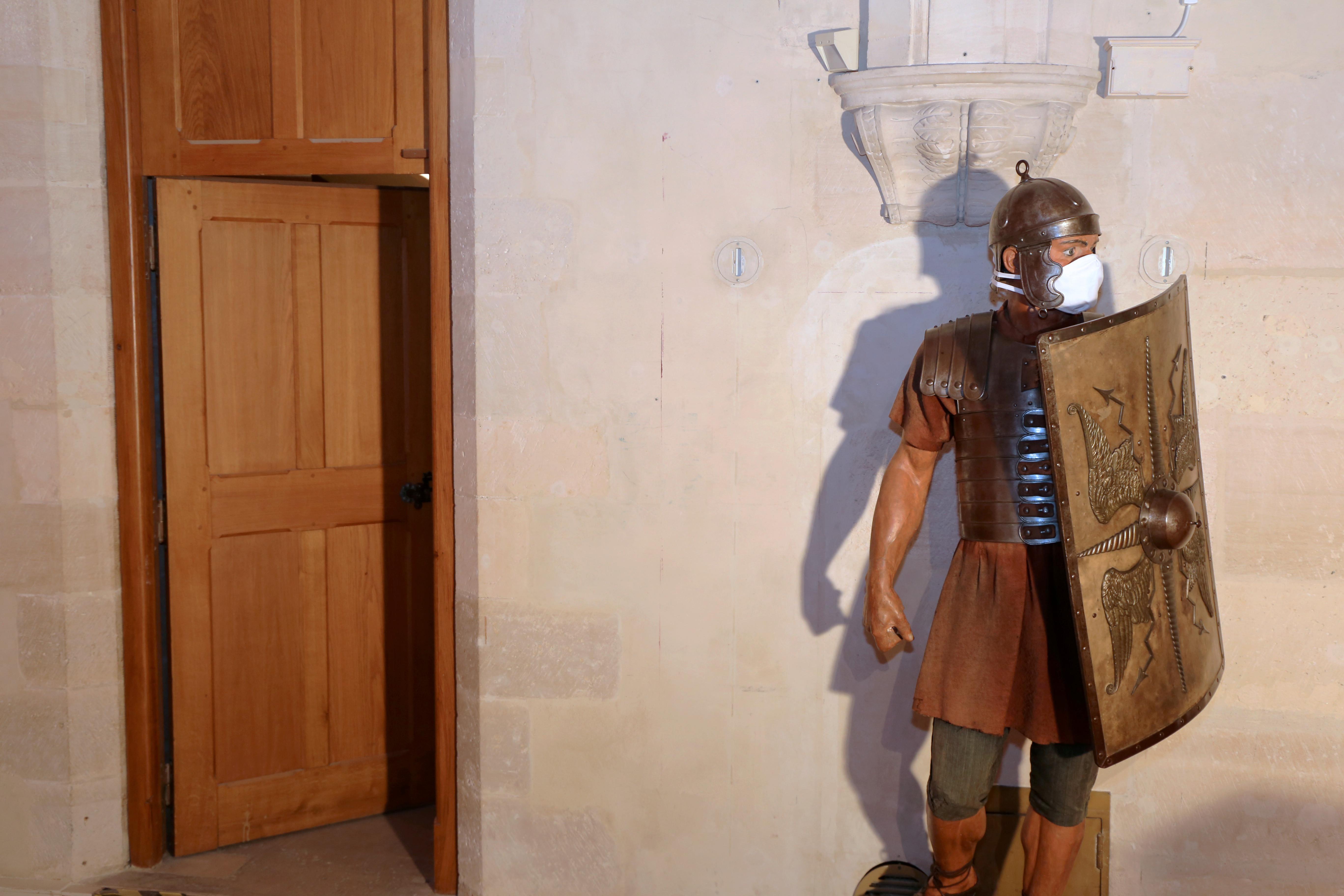 Légionnaire masqué