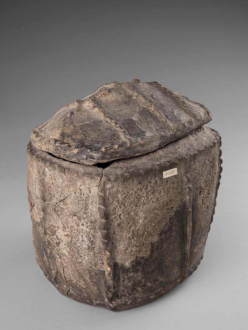 Urne cinéraire - Chiusi (Chine) - 1er âge du Fer - MAN31450