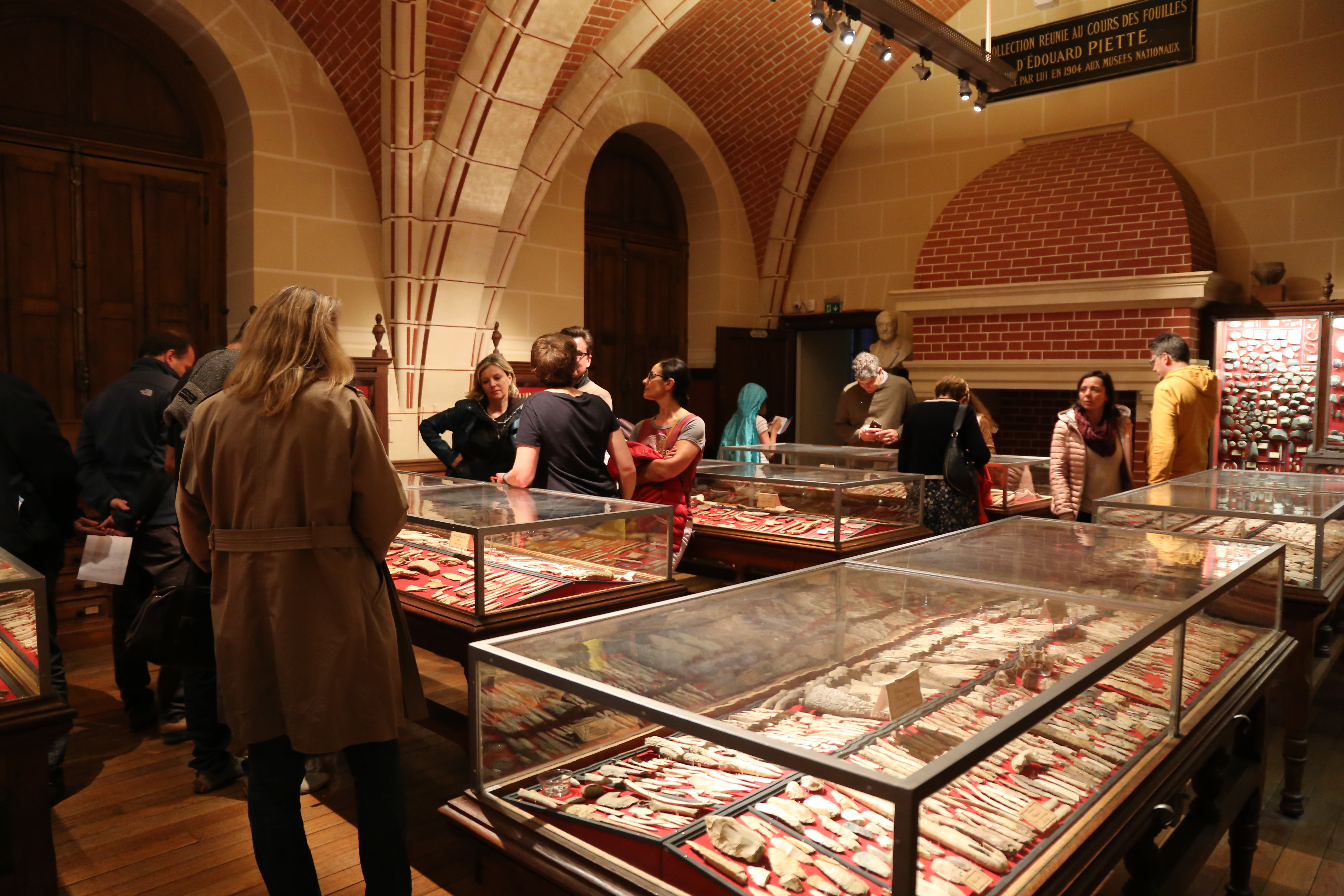 Nuit des musées 2018 - Salle Piette