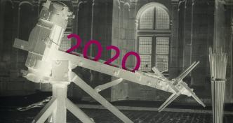Carte de voeux MAN 2020