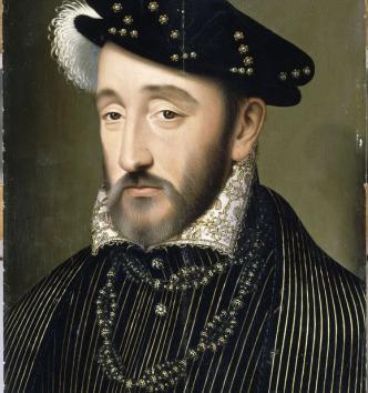 Portrait d'henri II