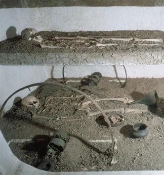 La tombe à char de « La Gorge-Meillet »