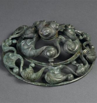 Le Dôme aux Dragons de Roissy (Val-d'Oise)