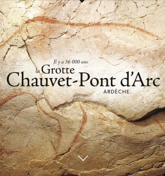 Accueil du site Internet consacré à la grotte Chauvet-Pont d'Arc