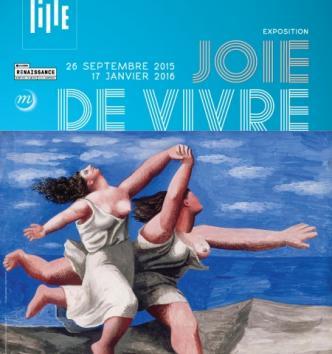 Affiche de l'exposition Joie de vivre