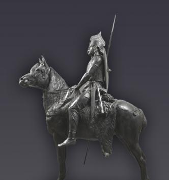 Statue de Chef gaulois