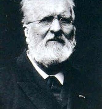 Portrait de Gabriel de Mortillet