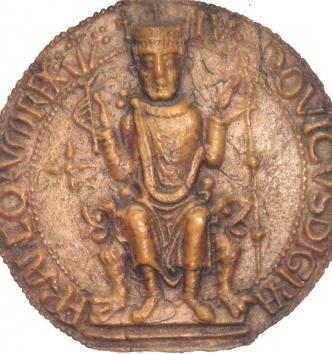 Sceau de Louis VI le Gros