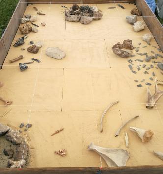 Atelier avec ArchéoMédia