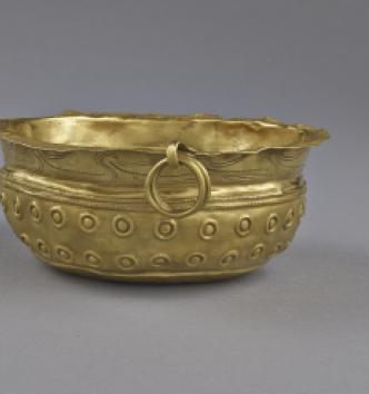 Tasse en or (Paimpont) - Âge du Bronze