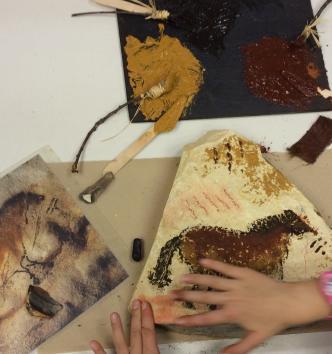 Atelier Peindre en tribu