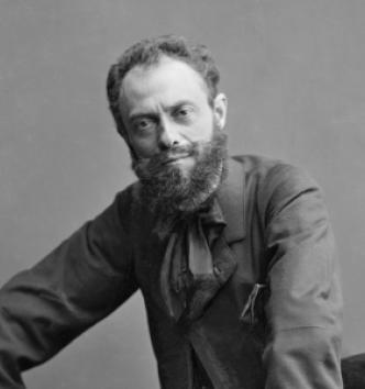 Le vicomte Ludovic Lepic - Atelier Nadar Avant 1877