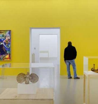 """Exposition """"The middle earth"""" - IAC Villeurbanne (Rhone-Alpes)"""