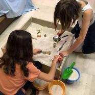 Atelier Fouilles archéologiques au MAN