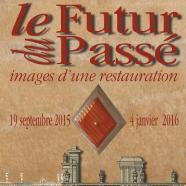 Affiche de l'exposition Le futur du passé