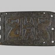 Plaque boucle   Musée archéologie nationale 5d31501bf04
