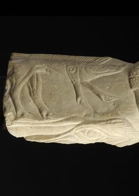 Statuette de divinité (?) d'Euffigneix