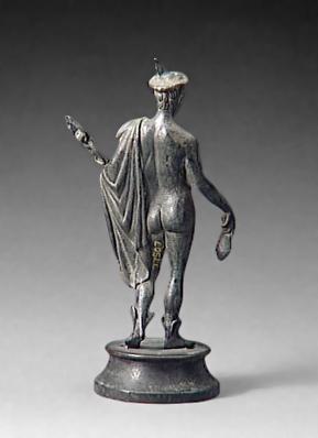Statuette de Mercure