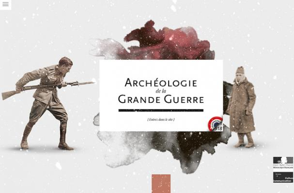L'archéologie de la Grande Guerre