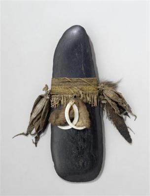Hâche parée de Nouvelle-Guinée